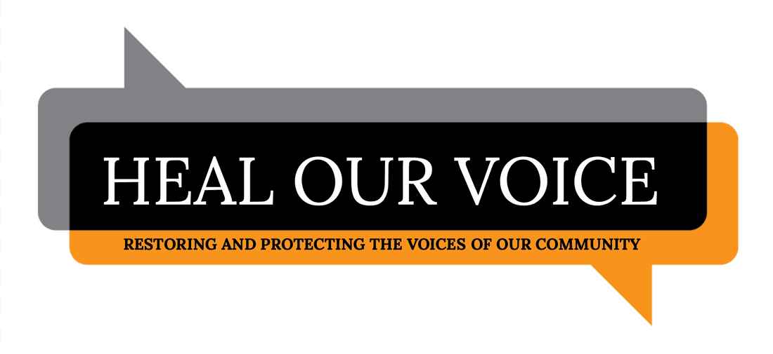 Heal Our Voice